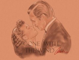 Gone With The Wind by draftershipman