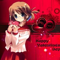 Valenines Day Anime by thenexusproject by RickyNexus