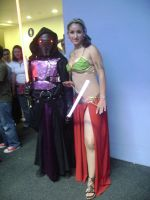 darth revan slave leia costum by lavsivrack