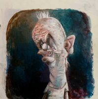 Bill Murray Caricature by aaronphilby