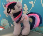 Other angle Twilight Sparkle by Meline134