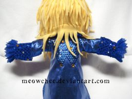Back of Ballroom Scene Jacket by Meowchee
