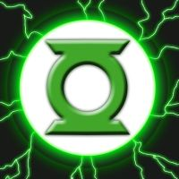 Green Lantern Emblem by Maelstromknight