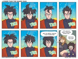 Nerd Rage - Longer Than The Namek Saga by AndyKluthe