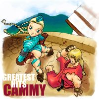 Cammy Greatest Hits by hugohugo