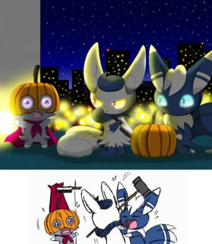 Look at my Halloween Costume! by Winick-Lim