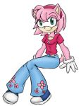 STH: The Grind: Amy Color by Invader-Sam