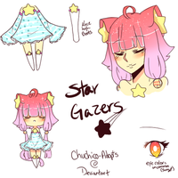 Star Gazer auction - closed [closed species!] by Chuchico-Adopts
