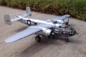 Airfix North American B-25H by Jetster1
