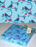Wrapping Paper by lounge-acting