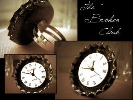 The Broken Clock by StaticSkies