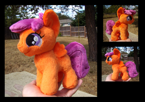 Miniscoot by fireflytwinkletoes