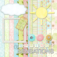 spring sensations - elements by Beatka222
