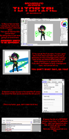 The NO-BACKGROUND Tutorial by Krooked-Glasses
