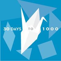 30 Days to 1000 by midori-no-ink