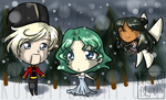 Commission SM Nutcracker Suite by kuroitenshi13