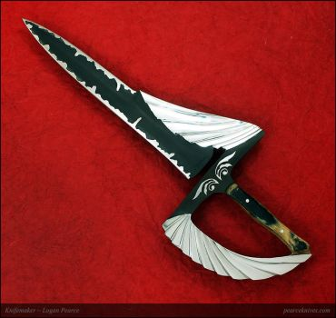 Valkyrie Dagger by Logan-Pearce