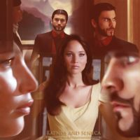 *Katniss and Seneca* by EternityEternity