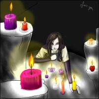 Candles by Wohald