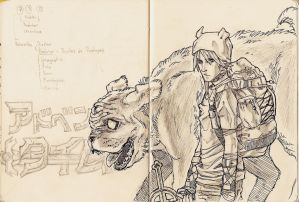 Sketchbook - Adventure Quest by ToPpeRa-TPR