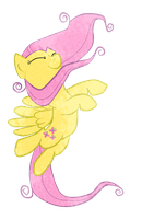 Flawless Fluttershy by ToxicKittyCat