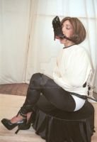 Jacketed Shoe Gagged by debanderic