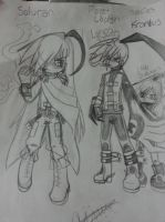 New OC Lanos and Soluran Fueron by tailsfan1996
