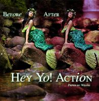 Hey Yo Action by iwantdomination