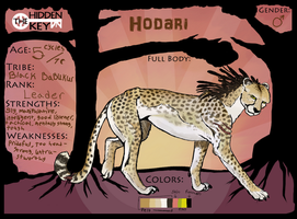 Hodari Kaizari by CheeTree