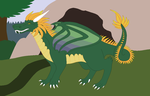 [W.I.P.] Heroes III - Green Dragon by AgraelLPS
