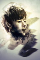 Jung Daehyun by DrenchingWords