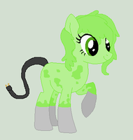 .: Groovy Goo The Lava Lamp Pony :. by EpiclyAwesomePrussia