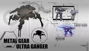 Metal Gear Ultra Gander by gtgv