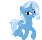 Trixie jogging by sofunnyguy