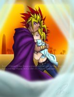 YGO: With you for all eternity by HazuraSinner