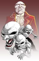 The Pale Ones by Styleuniversal