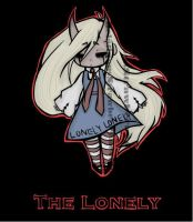 The Lonely by Melon-Shark