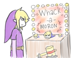 Whack-a-Moron by Ask-VioLink