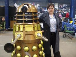 Doctor Who - It's weapons system is disabled by ShojoSensei
