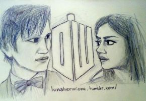 doctor who time by LunaHermione