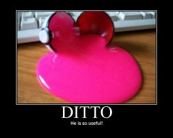 Ditto Demotivational