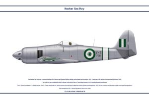 Sea Fury Egypt 1 by WS-Clave