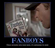Murdock the Fanboy by MizHowlinMad