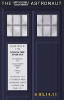 Doctor Who Poster by LuoLanJP