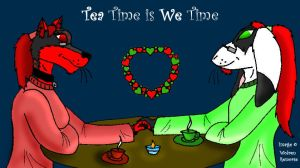 Tea Time by WolvenRemorse