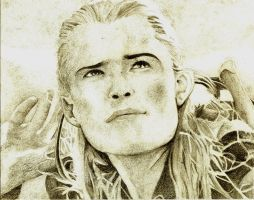 Legolas by FlamyFame