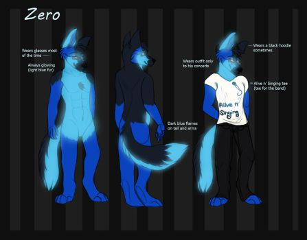 Zero Reference Sheet by kaysonkea