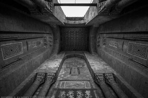 the gate by pharaohking