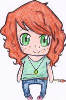 Clary Chibi by Ara-bell