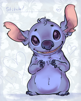 stitch by homosocks